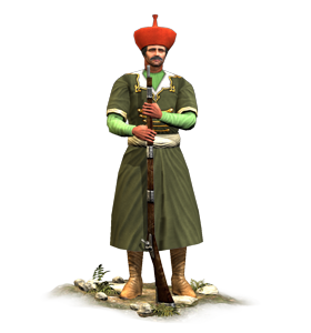 Qizilbashi Musketeers