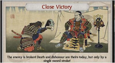 Close Victory
