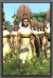 Tarascan Warriors