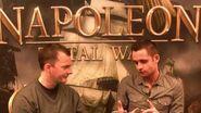 Napoleon Total War Kieran Bridgen interviewed (part 1)