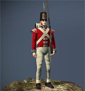 Kings German Legion Foot NTW Peninsular