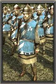 French Crossbowmen