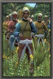 Aztec Eagle Warriors