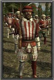 Venetian Musketeers