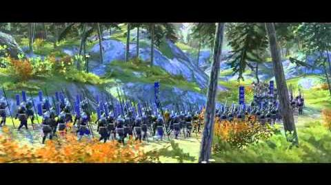 Shogun 2 Total War Date Intro