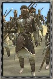 Mongol Levy Spearmen