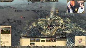 Total War ATTILA - Let's Play Hordes and Migration ESRB
