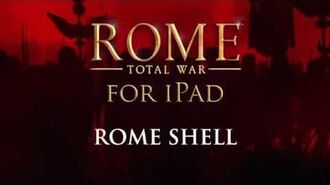 ROME Total War™ for iPad – How to triumph (Rome Shell)