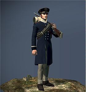 Landwehr Prussia NTW