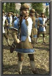 French Peasant Crossbowmen