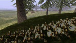 Trasimene Carthaginian Ambush
