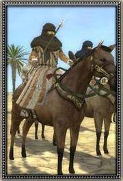 Moorish Desert Cavalry