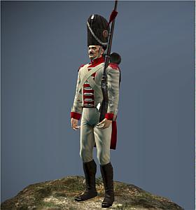 Grenadier Guards Westphalia NTW