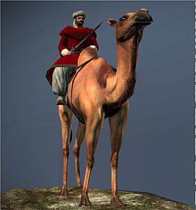 Shaturnal Camel Gunners NTW