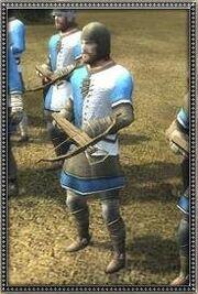 French Crossbow Militia
