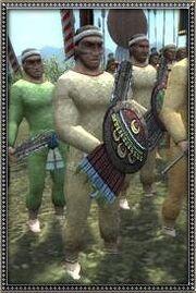 Aztec Bodyguard