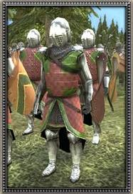 Hungarian Dismounted Chivalric Knights