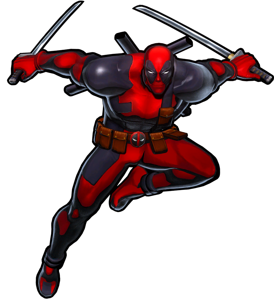 Image deadpool marvel vs capcom 3 winpose render for Pool master tv show wiki