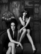 Miller sisters