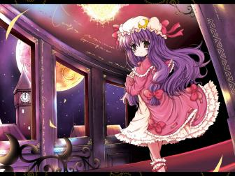 File:Video games touhou purple hair patchouli knowledge 25118.jpg