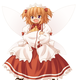 Sunny Milk Fairy Wars