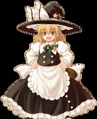 Marisa Kirisame Fairy Wars