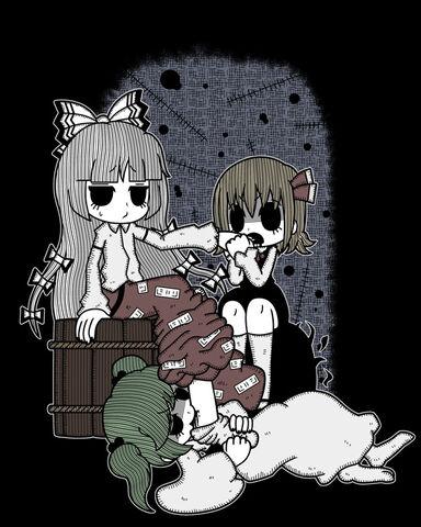 File:Mokou rumia and kisume by genkidown-d4ish1l.jpg