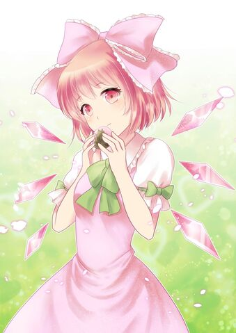 File:Pink Cirno...that is new....jpg