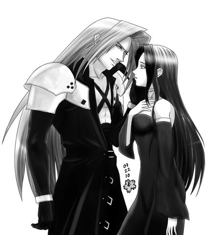 File:Sephiroth and Kirianna by RinoaLeonmac.png