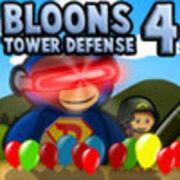 Bloons TD4 Logo