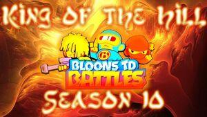 Bloons KOTH Season 10