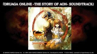 『DRUAGA ONLINE -THE STORY OF AON- SOUNDTRACK』