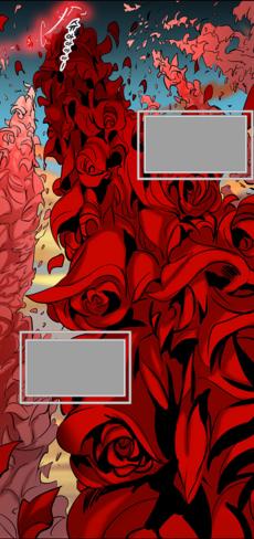 Rose shower 1