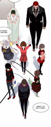 S2ship's team