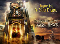 Tower of Terror DCA Ad