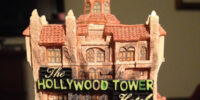 Lilliput Lane Tower of Terror Collectible Sculpture