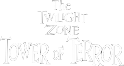 Twilight Zone Tower of Terror logo