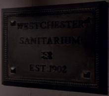 Westchester sign