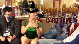 Town of Salem Card Game Chaos! Chaos Everywhere!