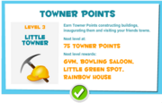 Towner Points