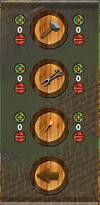 Towns-production-utilsmenu