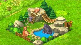 Township Zoo - Bear-family