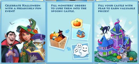 Spooky Castle Event Guide