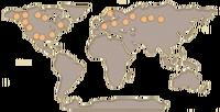 Beaver map