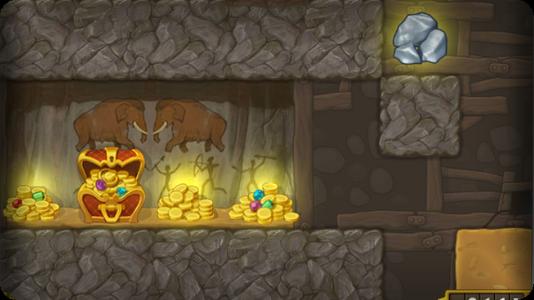 Treasure Room Revealed