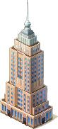 Empire Statue Building