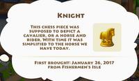 Knight Artifact