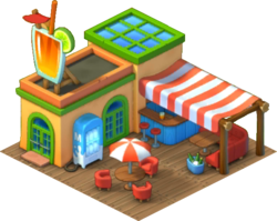 Beverage Store