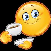 Coffee-smiley