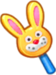 Rabbit Lollipop